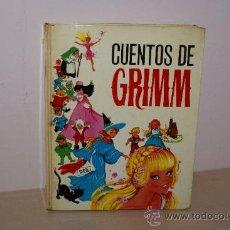 Libros antiguos: CUENTOS DE GRIMM ILUSTRACION MARIA PASCUAL AÑO 1967. Lote 13124862