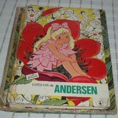 Libros antiguos: CUENTOS DE ANDERSEN. Lote 27617596