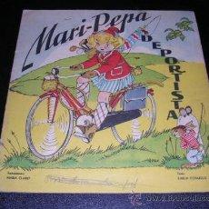 Libros antiguos: MARI-PEPA DEPORTISTA , TEXTO EMILIA COTARELO, ILUSTRACIONES MARIA CLARET , . Lote 13546553