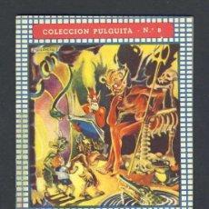 Libros antiguos: CUENTO INFANTIL LAS CALDERAS DE PEDRO BOTERO ILUSTRADO POR FERRANDIZ (COLECCION PULGUITA NUM.8). Lote 13801449