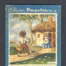 Libros antiguos: CUENTO INFANTIL EL BESO DEL ABUELITO ILUSTRADO POR FERRANDIZ (COLECCION PULGUITA NUM.19). Lote 13801492