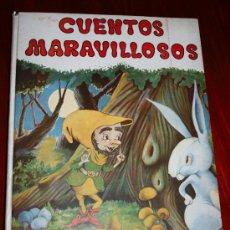 Libros antiguos: CUENTOS MARAVILLOSOS - EDICIONES HYMSA 1944 - ILUSTRACIONES JUAN Mº VENDRELL. Lote 27615380
