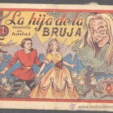 Libros antiguos: COLECCION MARGARITA LA HIJA DE LA BRUJA CUENTO DE HADAS. Lote 13932724