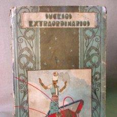 Libros antiguos: LIBRO NIÑOS, SUCESOS EXTRAORDINARIOS, EDITORIAL SATURNINO CALLEJA, DE MADRID 1930S. Lote 14257246