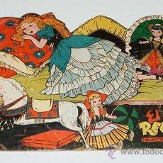 Libros antiguos: COLECCION ROSA - EL MEJOR REGALO - TROQUELADO - Nº 16 - EXCLUSIVAS GRAFICAS RICART.. Lote 14106111