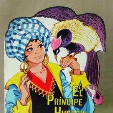 Libros antiguos: EL PRINCIPE HUSSEIN, CUENTO TROQUELADO, MARIA PASCUAL, EDICIONES TORAY, BARCELONA, 1970S . Lote 14454051