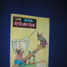 Libros antiguos: LOS DOS RATONCITOS - EDITORIAL VASCO AMERICANA 1962. Lote 14479393
