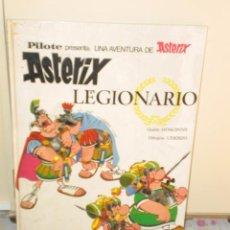 Libros antiguos: ASTERIX LEGIONARIO - ESPAÑOL - PRIMERA EDICIÓN 1969. Lote 21307559