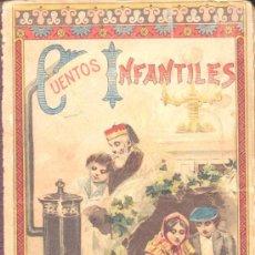 Libros antiguos: CUENTOS INFANTILES.-EDIT. SUCESORES DE HERNANDO.-MADRID. Lote 15288623