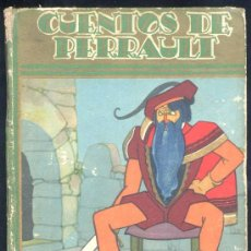 Libros antiguos: CUENTOS DE PERRAULT.-EDIT. SATURNINO CALLEJA. Lote 15289137