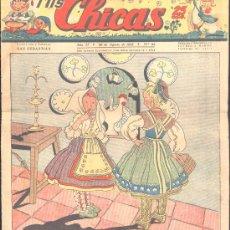 Libros antiguos: 1942. FOLLETO INFANTIL.-MIS CHICAS.-Nº 62. Lote 15622308