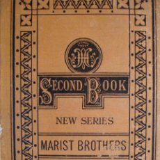 Libros antiguos: THE SECOND BOOK OF READING LESSONS THE MARIST BROTERS. Lote 26991693