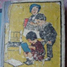 Libros antiguos: LECTURA DE MANUSCRITOS.SATURNINO CALLEJA.LECIONES DE UNA MADRE.131 PG.8ª. Lote 23777882