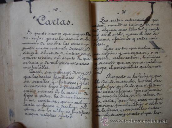 Libros antiguos: LECTURA DE MANUSCRITOS.SATURNINO CALLEJA.LECIONES DE UNA MADRE.131 PG.8ª - Foto 2 - 23777882