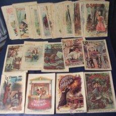 Libros antiguos: CUENTOS PARA NIÑOS - EDITORIAL SATURNINO CALLEJA - AÑOS 20 - 63 TOMOS A PARTIR DEL Nº 1 - E. GRATIS. Lote 18902510