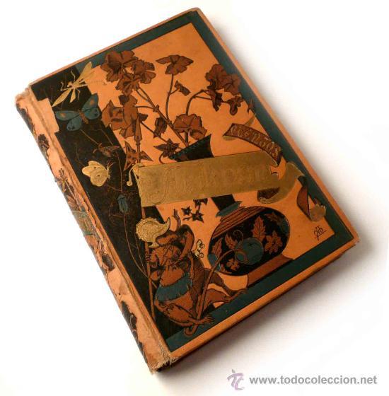 Antiguo libro modernista los cuentos de anders comprar - Libros antiguos valor ...