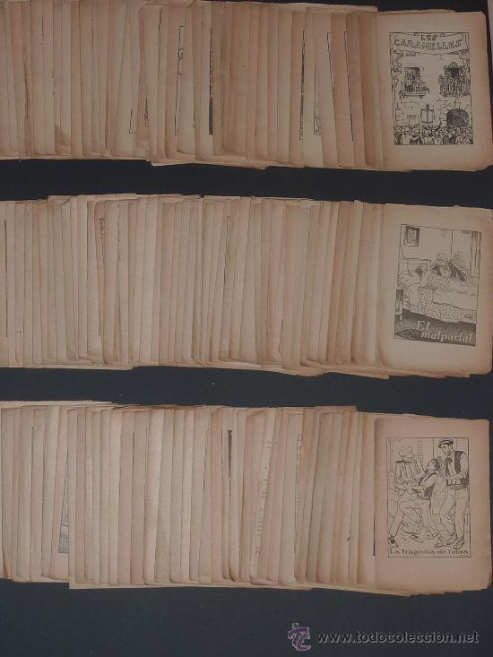 LOTE 135 CUENTOS ANTIGUOS. SUPLEMENTOS DE REVISTA CATALANA INFANTIL EL PATUFET. PRINCIPIOS S.XX. (Libros Antiguos, Raros y Curiosos - Literatura Infantil y Juvenil - Cuentos)