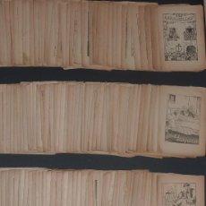Libros antiguos: LOTE 135 CUENTOS ANTIGUOS. SUPLEMENTOS DE REVISTA CATALANA INFANTIL EL PATUFET. PRINCIPIOS S.XX.. Lote 26058794