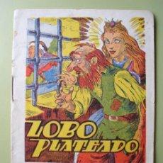 Alte Bücher - LOBO PLATEADO. Cuentos de la Abuelita. Pocholo. Barcelona - 19332437