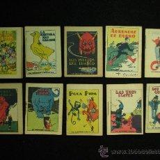 Libros antiguos: CUENTOS INFANTILES. LOTE. CALLEJA. AÑOS 30.. Lote 19729811