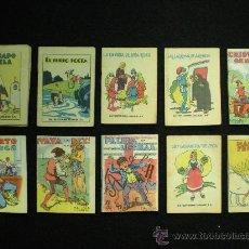 Libros antiguos: CUENTOS INFANTILES. LOTE. CALLEJA. AÑOS 30.. Lote 19729881