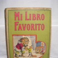 Livres anciens: MI LIBRO FAVORITO - RAMON SOPENA 1936. Lote 21022990