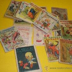 Libros antiguos: 33 CUENTOS INFANTILES DIFERENTES DE CALLEJA. Lote 21058335