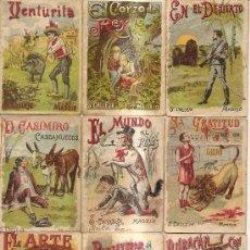 Libros antiguos: S. CALLEJA - CUENTOS DE CALLEJA COLECCION DE 43 LIBROS INFANTILES MEDIANOS 7X9,5 CM. Lote 218639171