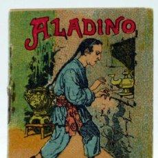 Libros antiguos: ALADINO CUENTO SATURNINO CALLEJA SERIE II TOMO 24 6,5 CM X 5,5 CM. Lote 21818701