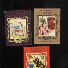 Libros antiguos: CUENTECITOS MOLINO. Lote 23016915