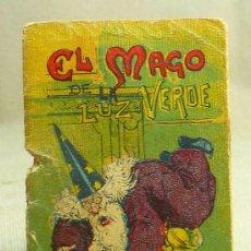 Libros antiguos: CUENTO, EL MAGO DE LA LUZ VERDE, CUENTOS DE CALLEJA, SERIE XIV, Nº242, 7X5CM. Lote 23996906