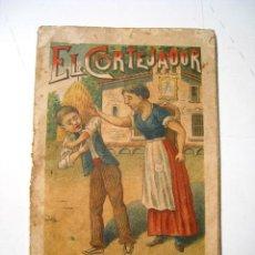Libros antiguos: EL CORTEJADOR - CUENTO - SATURNINO CALLLEJA. Lote 23385451