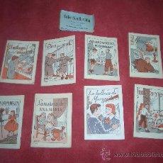 Libros antiguos: COLECCION MARINTA -COMPLETA . Lote 27604588