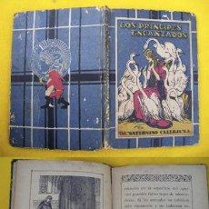 Alte Bücher - LOS PRÍNCIPES ENCANTADOS. Calleja. Biblioteca Escolar Recreativa III - 24203227