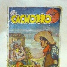 Livros antigos: EL CACHORRO, COLECCION, LOS PRIMEROS ZARPAZOS, RAF SEGRRAM. Lote 24571546