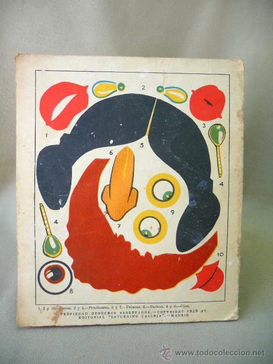 Libros antiguos: LIBRO, CALLEJA, MUÑECOS VIVOS, LA CARA DE LA MUJER, LIBROS DE MAÑA Y RISA, 2º SERIE, Nº 4, 1929. - Foto 4 - 25545301
