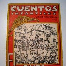Libros antiguos: EL RUBI DE LA DIADEMA - CUENTOS INFANTILES BIMSA Nº 2. Lote 26405773