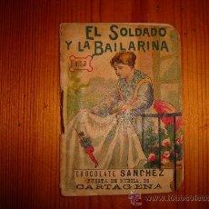 Libros antiguos: CUENTO INSTRUCTIVO DE BOLSILLO CHOCOLATES SANCHEZ CARTAGENA. Lote 26816106