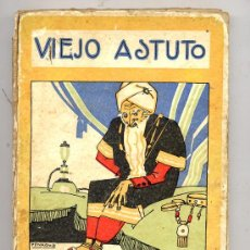 Libros antiguos: SATURNINO CALLEJA 1923 VIEJO ASTUTO CUENTOS ILUSTRACIONES PENAGOS-F.RIBAS-ZAMORA 154 PAGINAS. Lote 27122090