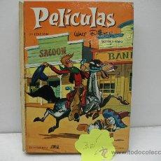 Libros antiguos: LIBRO DE PELICULAS (WALT DISNEY) - COLECCION JOVIAL - TOMO 7. Lote 27644995