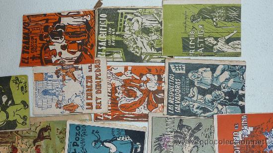 Libros antiguos: lote de 26 cuentos pequeños variados antiguos. juncosa, callejas, mickey... - Foto 5 - 57741605