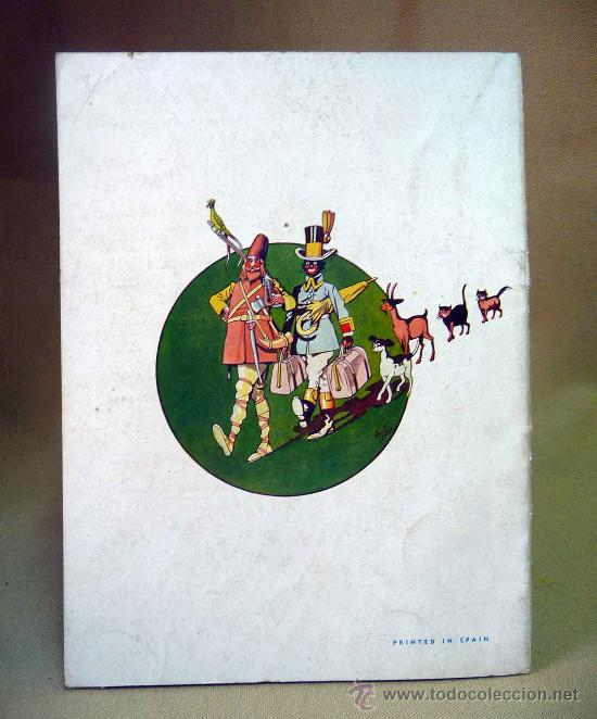 Libros antiguos: CUENTO, ROBINSON CRUSOE, RAMON SOPENA,. DIBUJOS DE ASHA - Foto 3 - 27944226