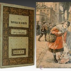 Libros antiguos: 1892 - LA BUSQUEDA DE JEANNETTTE - EN FRANCES - LAMINAS COLOR. Lote 27950594