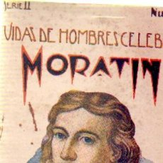 Libros antiguos: VIDAS DE HOMBRES CELEBRES (MORATIN).CUENTOS DE SOPENA. SERIE 2 NUMERO 19. A-CUENTOSCHICOS-286. Lote 27983130