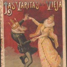 Alte Bücher - LAS VARITAS DE LA VIEJA CUENTOS DE CALLEJA A-CALLEJA-458 - 28114832