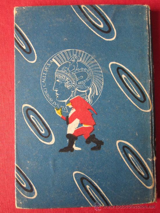 Libros antiguos: CUENTO DE CALLEJA, : EL NEGRITO Y LA PASTORA, CARTONE ORIGINAL DECORADO - Foto 5 - 28209443