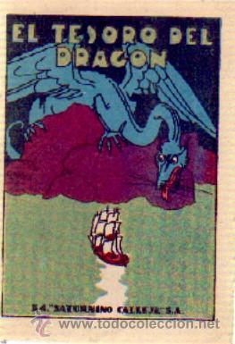 EL TESORO DEL DRAGON A-CALLEJA-520 (Libros Antiguos, Raros y Curiosos - Literatura Infantil y Juvenil - Cuentos)