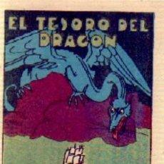 Alte Bücher - EL TESORO DEL DRAGON A-CALLEJA-520 - 28347956