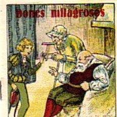 Libros antiguos: CUENTO DONES MILAGROSOS - SERIE A Nº 5 - PUBLICIDAD DE GLEFINA DE LABORATORIOS ANDROMACO-AÑOS 20. Lote 28671133