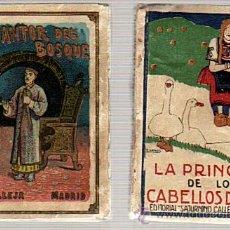 Libros antiguos: LOTE 2 CUENTOS CALLEJA BIBLIOTECA DE RECREO - TAPA DURA AÑOS 20 (VER DETALLE). Lote 28674978